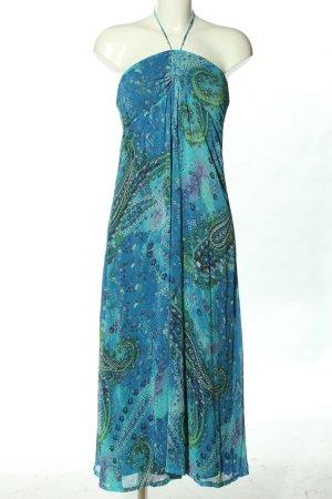 Orsay Robe dos-nu imprimé allover style décontracté