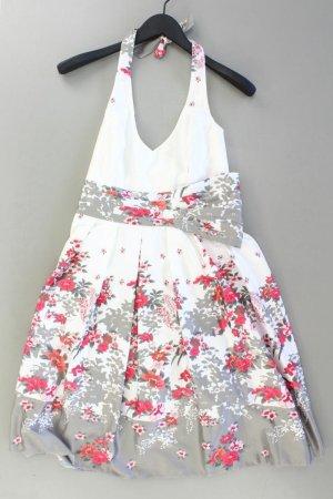 Orsay Sukienka z dekoltem typu halter Wielokolorowy Poliester