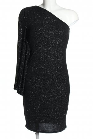 Orsay One-Shoulder-Kleid schwarz Elegant
