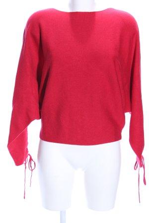 Orsay Jersey holgados rojo look casual