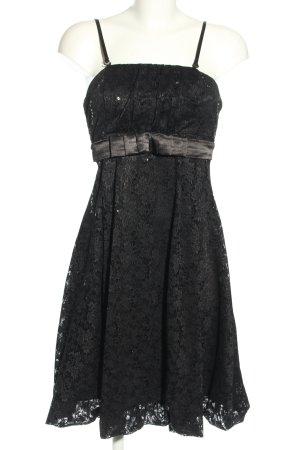 Orsay Pailettenkleid schwarz Elegant