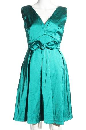 Orsay Sukienka z halką turkusowy Elegancki