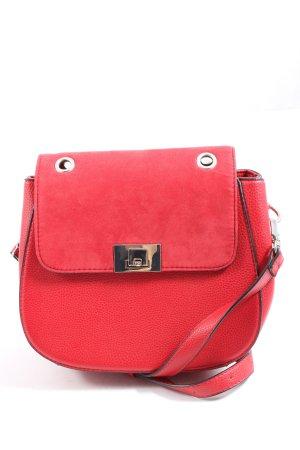 Orsay Torba z klapą czerwony W stylu casual