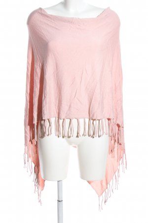 Orsay Poncho roze casual uitstraling