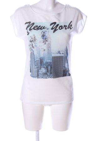 Orsay Print-Shirt Motivdruck Casual-Look