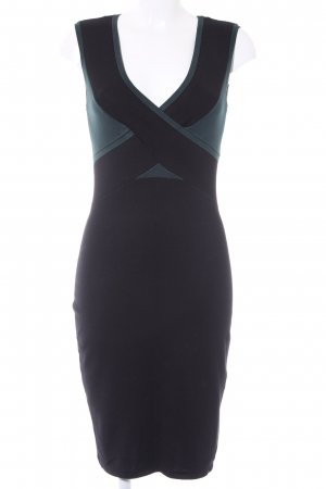 Orsay Pulloverkleid schwarz-dunkelgrün Elegant