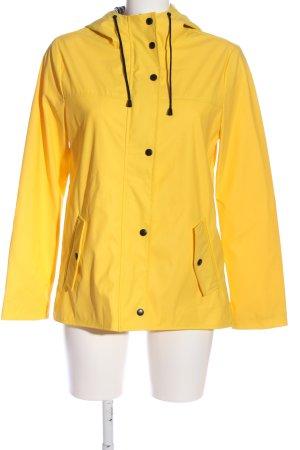 Orsay Manteau de pluie jaune primevère style décontracté