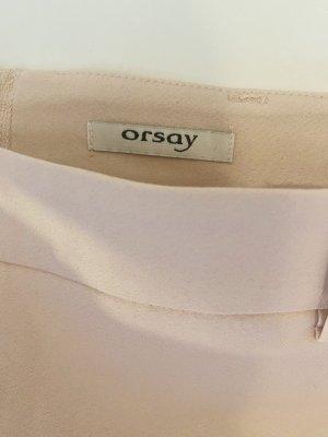 Orsay Spódnica midi kremowy