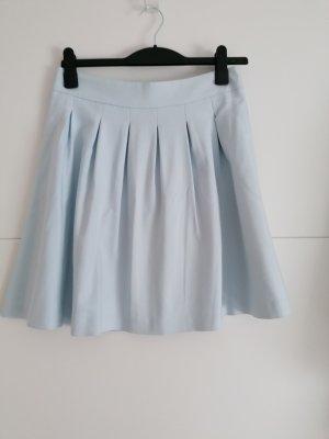 Orsay Plaid Skirt white-azure
