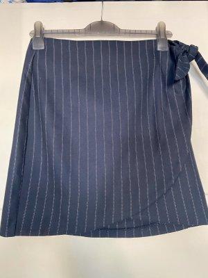 Orsay Wraparound Skirt dark blue