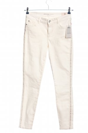 Orsay Tube Jeans white casual look