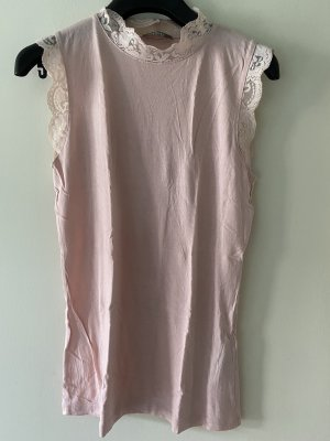 Orsay Blouse topje stoffig roze-rosé
