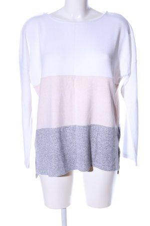 Orsay Kraagloze sweater gestippeld casual uitstraling