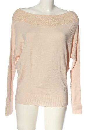 Orsay Feinstrickpullover nude Casual-Look