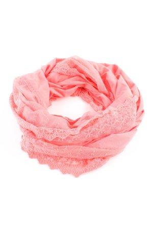 Orsay Écharpe ronde rose style décontracté