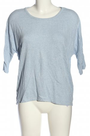 Orsay Schlupf-Bluse blau meliert Casual-Look