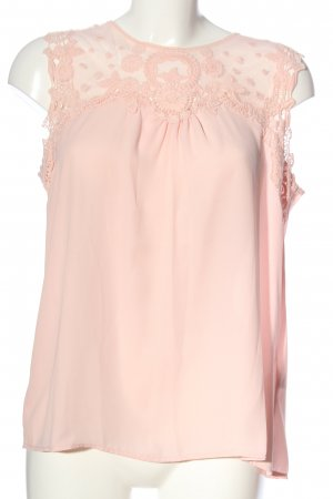 Orsay Schlupf-Bluse rosé Business-Look