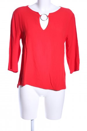 Orsay Slip-over Blouse red casual look
