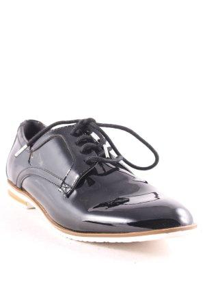 Orsay Schnürschuhe schwarz klassischer Stil