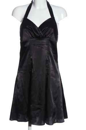 Orsay schulterfreies Kleid schwarz Elegant