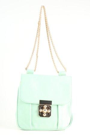 Orsay Sac porté épaule turquoise style décontracté