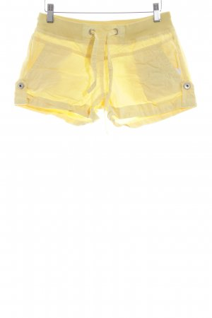 Orsay Shorts blassgelb Casual-Look