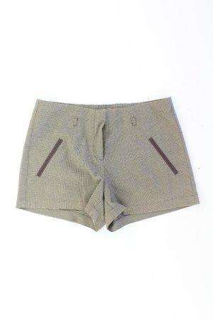 Orsay Shorts braun kariert Größe 38