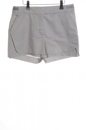 Orsay Shorts hellgrau Business-Look