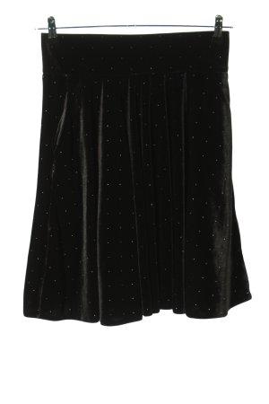 Orsay Skaterrock schwarz Casual-Look