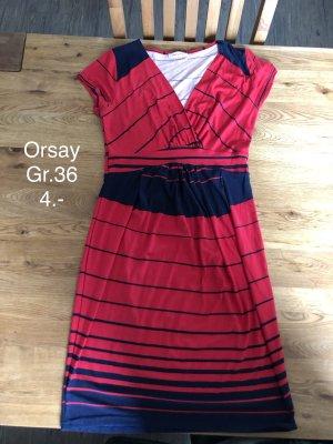Orsay Sommer Kleid Gr.36 nur 4.-