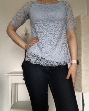 Orsay spitzen/ schulterfrei Bluse