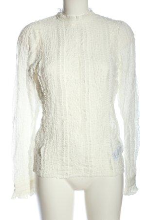 Orsay Spitzenbluse weiß Elegant
