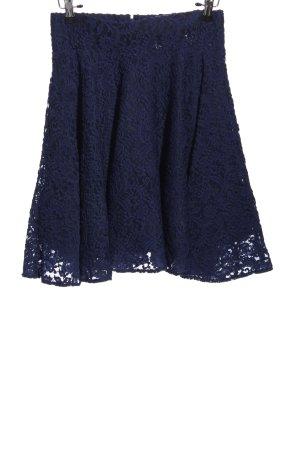 Orsay Falda de encaje azul look casual