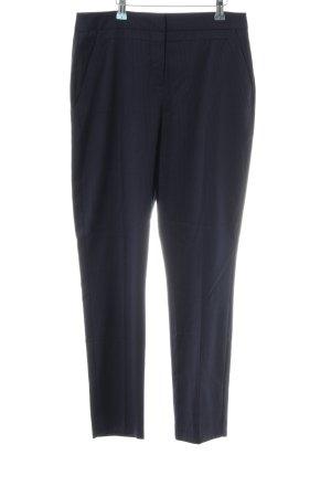 Orsay Stoffhose blau Streifenmuster Business-Look