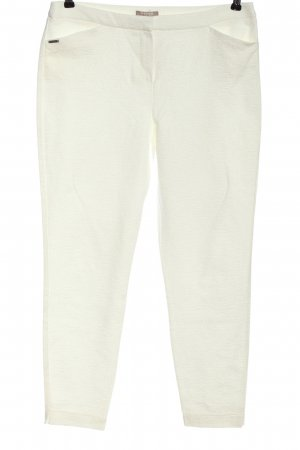 Orsay Stoffhose weiß Allover-Druck Casual-Look