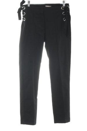 Orsay Stoffhose schwarz Elegant