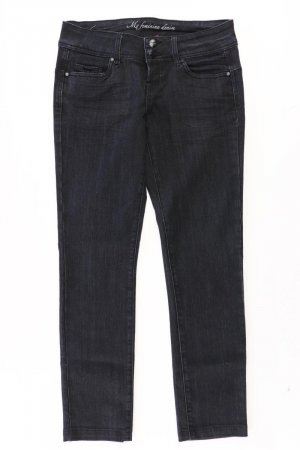Orsay Jeansy z prostymi nogawkami czarny Bawełna