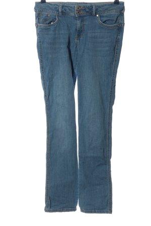 Orsay Jeansy z prostymi nogawkami niebieski W stylu casual