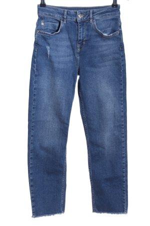 Orsay Jeansy z prostymi nogawkami niebieski Wygląd w stylu miejskim