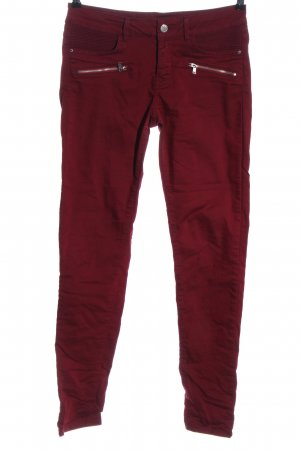 Orsay Stretch Jeans red casual look