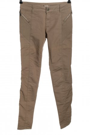 Orsay Stretchhose braun Casual-Look
