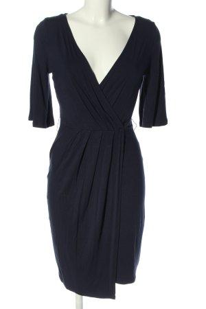 Orsay Stretchkleid blau Business-Look