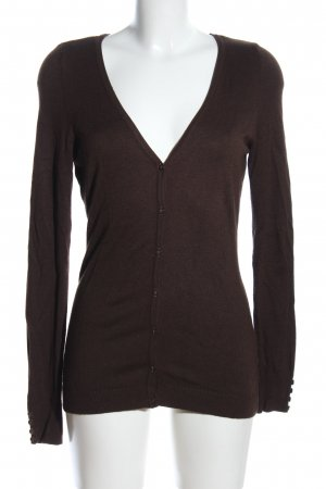 Orsay Strick Cardigan braun Casual-Look
