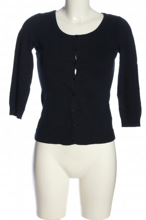 Orsay Strick Cardigan schwarz Casual-Look