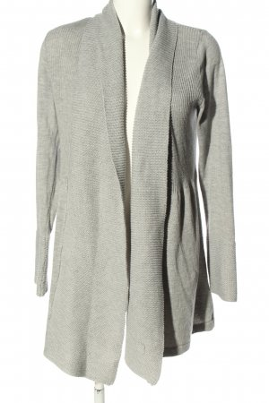 Orsay Strick Cardigan hellgrau Casual-Look
