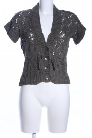 Orsay Strickjacke hellgrau Casual-Look