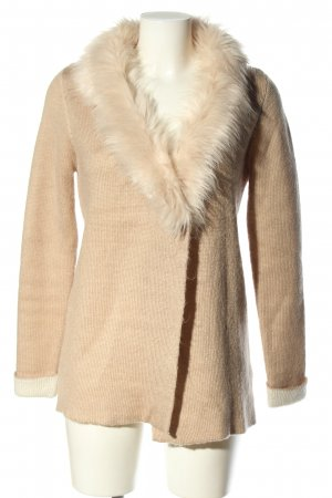 Orsay Strickjacke creme Casual-Look