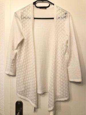 Orsay Boléro en tricot blanc