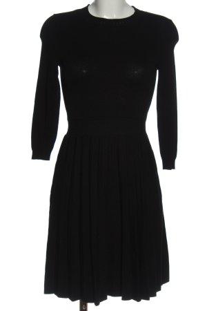 Orsay Strickkleid schwarz Elegant