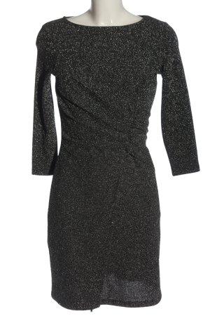 Orsay Strickkleid schwarz meliert Elegant
